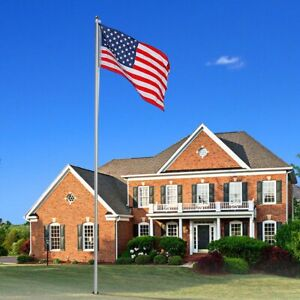 20ft-Sectional-Aluminum-Flag-Pole-with-Free-US-American-Flag-Halyard-Flagpole