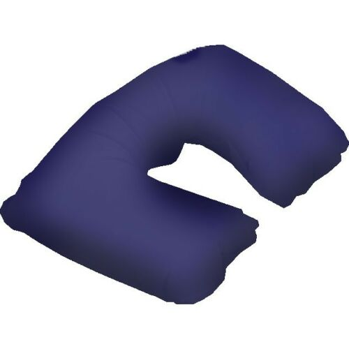 Nouveau gonflable appui-tête bleu-voyage appui-tête oreiller camping bushcraft h