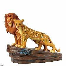 Disney Traditions Love at Pride Rock Simba and Nala Ornament Figurine 4040432