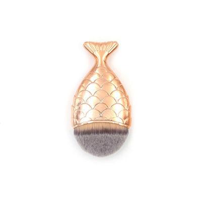 1PC Mermaid Foundation Brushes Eyeshadow Kabuki Brush Face Makeup Brushes Tool