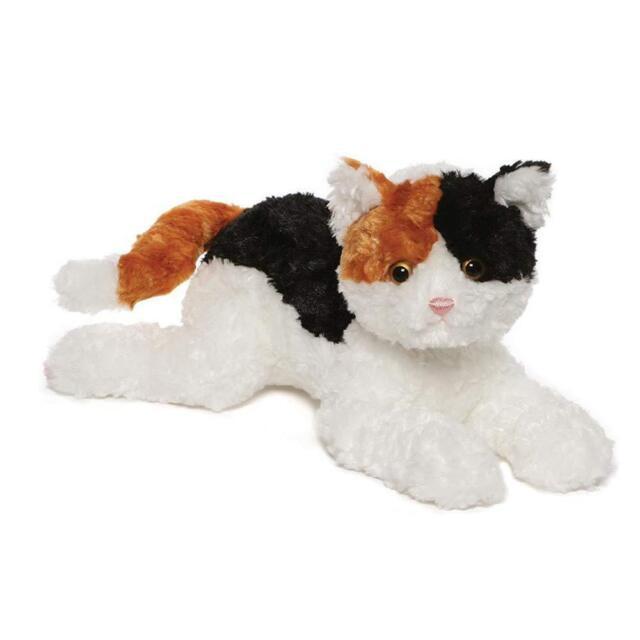 Gund Chelsea Calico Cat Plush Stuffed Animal 14 Multicolor Ebay