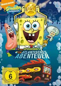 SpongeBob-039-s-Atlantisches-Abenteuer