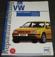 Reparaturanleitung VW Golf 4 IV Bora 1,8 l / Turbo / 2,3 l VR5 Motor 1998 - 2001