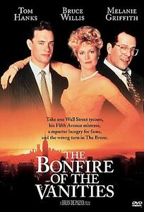 Bonfire-of-the-Vanities-DVD-1999-Tom-Hanks-Melanie-Griffith-NEW