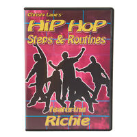 Hip Hop Steps And Routines Dvd on sale