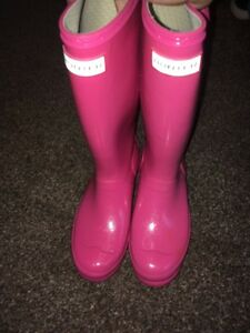 Image Is Loading Hunters Wellies