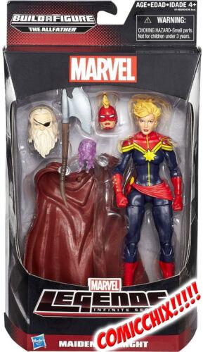 Marvel Legends Avengers Infinite CAPTAIN MARVEL Action Figure