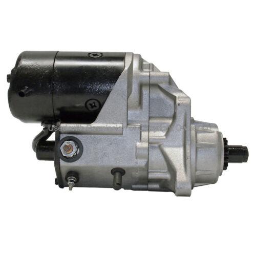 Starter Motor-New Quality-Built 17548N Reman