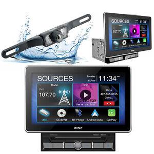 "10.1"" Touchscreen Jensen CAR8000 Car Multimedia Receiver Bluetooth + 95BK Camera"