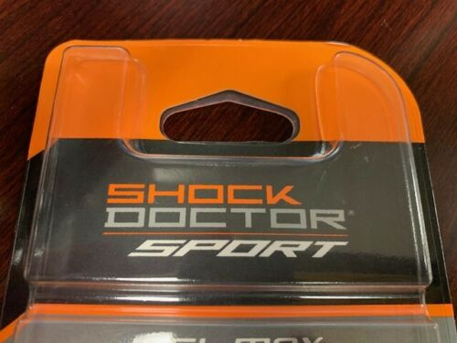 Details about  /Gel Max Mouthguard Shock Doctor Sport Age 10 and UNDER NEW   A4