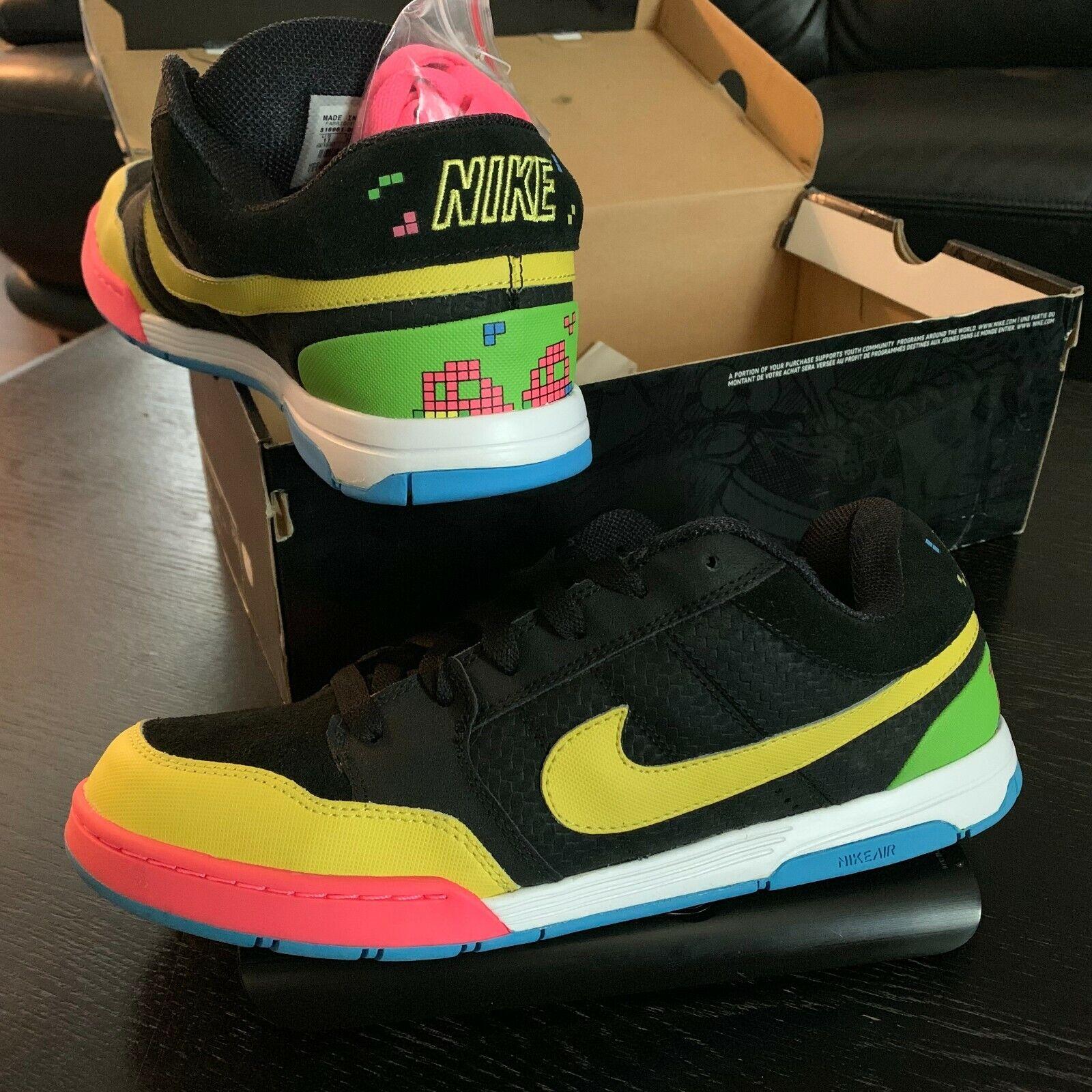 Nike Air Mogan Premium (Tetris) Mens Size US 11 - BRAND NEW  SUPER RARE  316961