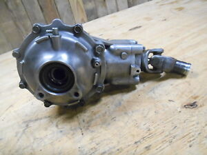 1987 1997 yamaha big bear 350 4wd front differential ebayimage is loading 1987 1997 yamaha big bear 350 4wd front
