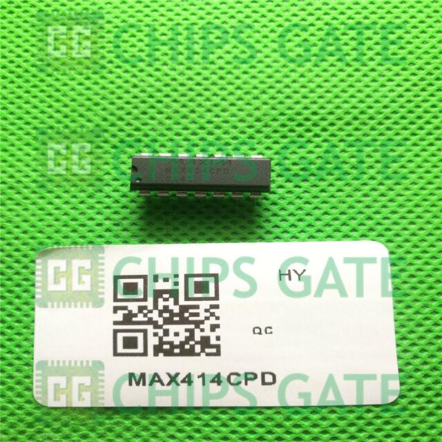 1PCS MAX414CPD Encapsulation:DIP Manu:MAXIM Single/Dual/Quad, 28MHz, Low-Nois