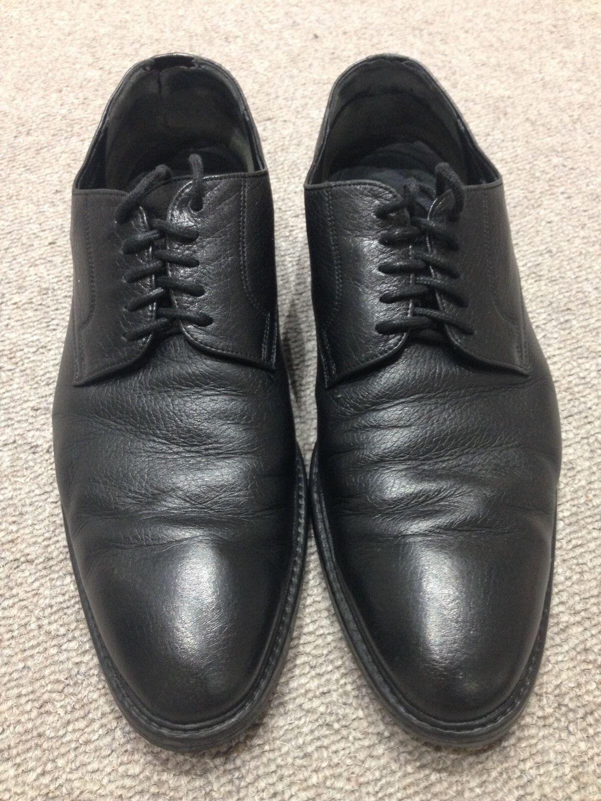 modelo más vendido de la marca Bally Clásico Cuero Hombres Zapatos