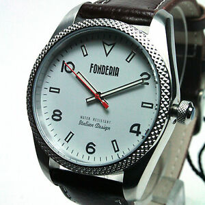 Series6a005us1Grey Look Details Dialbrown S About Strap FonderiaGrease QuartzVintage pSqMzUVG