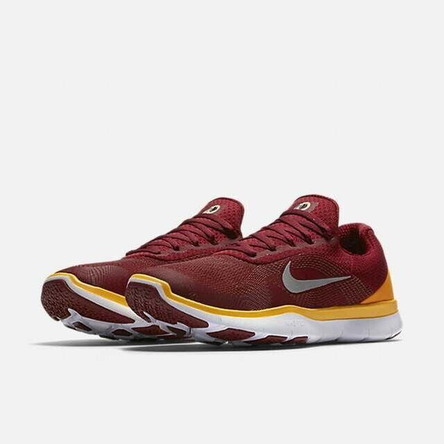 Embutido Realmente limpiar  Nike Washington Redskins Trainer V7 Shoes Men Sz 12 Aa1948 600 for sale  online   eBay