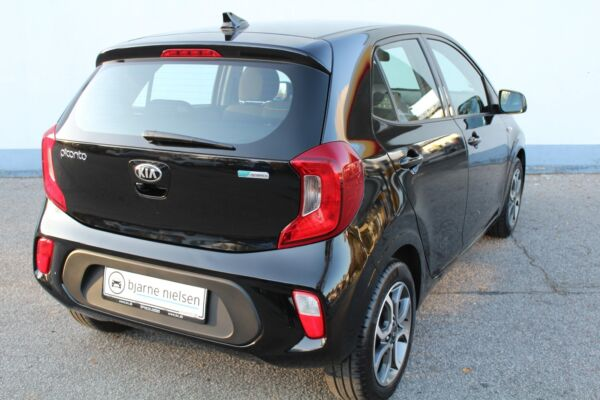 Kia Picanto 1,0 MPi Attraction - billede 1