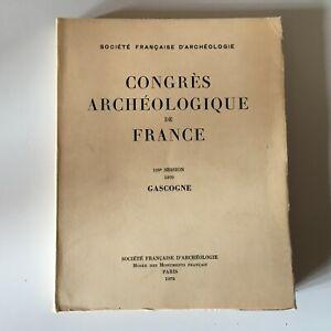 Congresso Archeologico Di Francia 128e Session 1970 Biscaglia 1971