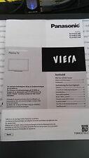 TV Panasonic tx-p42st30e tx-p46st30e tx-p50st30e instruction manual NORSK