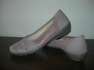 Slip 4 Hotter 37 100 Eu Women's On 5 Concept 5 Slim scarpe Leather Comfort Uk rIgZIq7