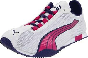 PUMA-H-Street-NM-Women-039-Trainers-Light-Weight-Running-Shoes-White-Sneakers