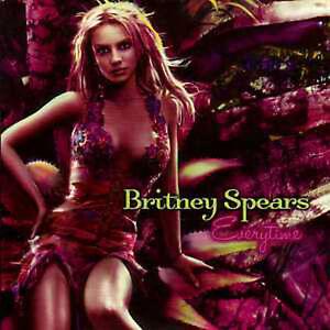 CD Single Britney SPEARS Everytime 2-Track CARD SLEEVE - France - État : Neuf: Objet n'ayant jamais été ouvert, ou dont l'emballage comporte toujours le sceau de fermeture intact du fabricant (si applicable). L'objet comporte toujours le film plastique d'origine (si applicable). Consulter l'annonce du vendeu - France