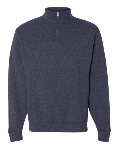 met kraag 3xl Quarter rits Fleece 50 sweatshirt 995 en S heren 995m mr 50 Jerzees 4qaXZnEPxa