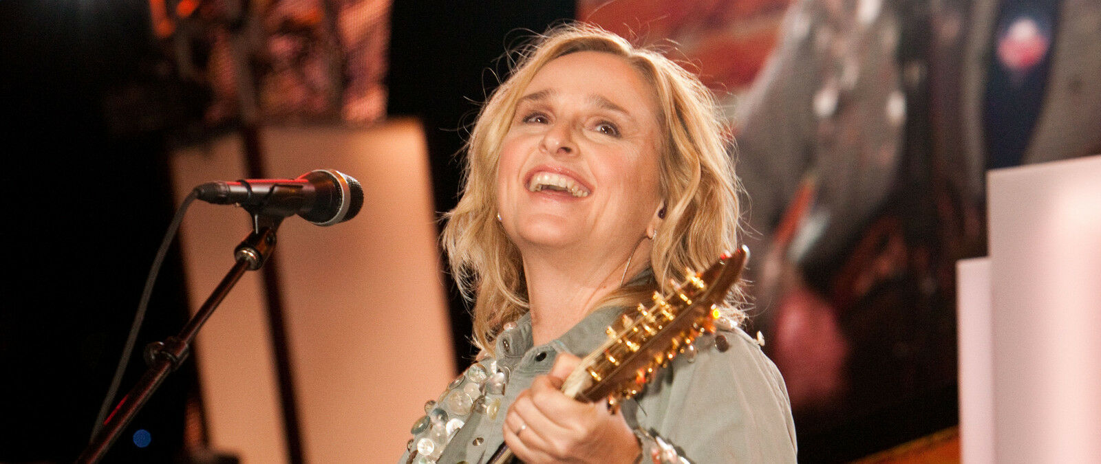 Melissa Etheridge: Merry Christmas, Baby