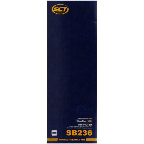 Original SCT Luftfilter SB 236 Air Filter