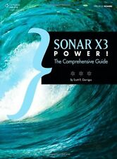 Sonar X3 Power The Comprehensive Guide,PB,Scott R. Garrigus - NEW
