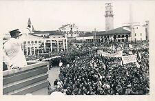 TIRANA c. 1940 - Visite de Galeazzo Ciano - Albanie - P 326