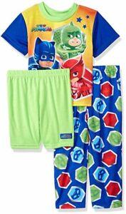 a51a6458c98a PJ Masks Toddler Boys 3-Piece Pajama Pant Set Size 2T 3T 4T  36