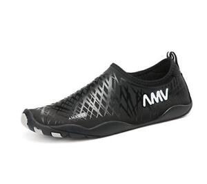 f30b81dd08 Women Water Shoes Quick-Dry Barefoot Aqua Socks Shoes Swim Beach ...