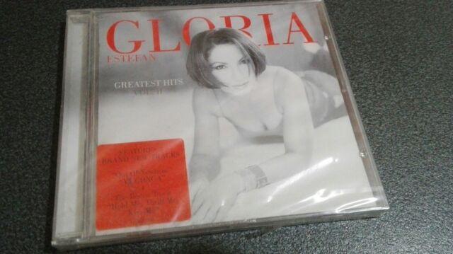 Gloria estefan greatest hits  CD NEW sigillato