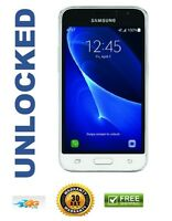 Samsung Galaxy Express 3 At&t Unlocked 4g Lte Sm-j120a White Android 6.0