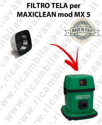 FILTRO TELA Synclean per aspirapolvere MAXICLEAN MX 59