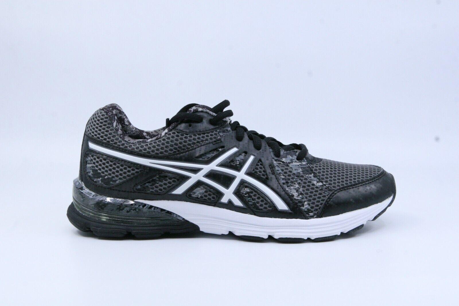 Asics Para Hombre Gel-Preleus Zapatillas Para Correr Negro blancoo US8 T430N-9001