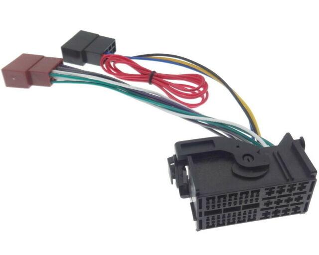 Autorradio Cable de Conexión Opel Fiat Alfa Citroen Dodge Jeep Peugeot Lancia