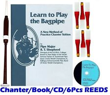 Learn to BAGPIPE in twelve steps by Ian Jess