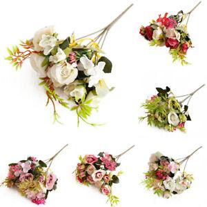 Am-1Pc-Artificial-Flower-Home-Garden-Stage-Wedding-Arrangement-Party-DIY-Decor