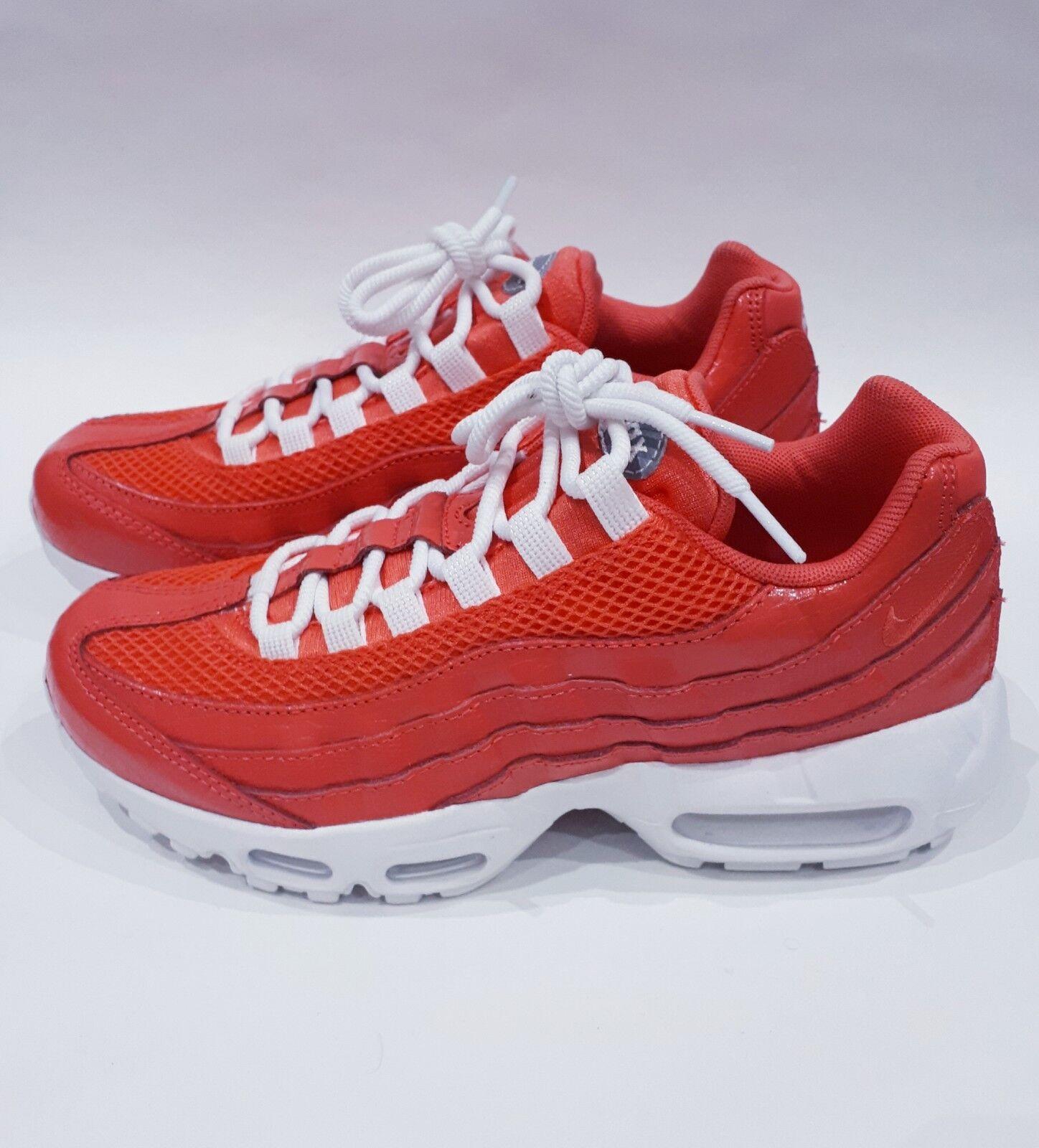 Rush Coral Para Mujer Nike Air Max 95 95 95 Premium. UK 3, EUR 36, Cm 22.5  mejor servicio
