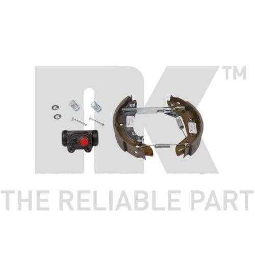 NK 449942702 Bremsbacken Kit Satz Backensatz vormontiert mit Radzylinder hinten