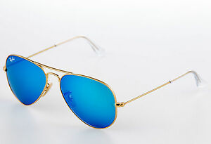 RAY-BAN-RB-3025-112-17-Gr-58-AVIATOR-034-LIMITED-EDITION-034-SONNENBRILLE-NEU
