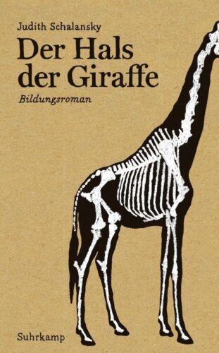 1 von 1 - Der Hals der Giraffe von Judith Schalansky (2012, Taschenbuch), UNGELESEN