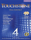 Touchstone Level 4 Full Contact (with NTSC DVD): No. 4 by Michael McCarthy, Jeanne McCarten, Helen Sandiford (Mixed media product, 2008)