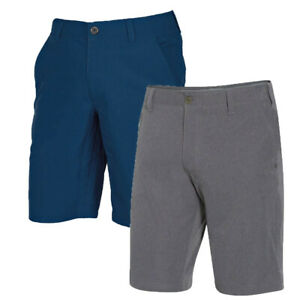 Under-Armour-Match-Play-Vented-Chambray-Men-039-s-Golf-Shorts-Pick-Color-amp-Size
