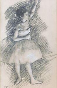 Edgar-Degas-vintage-Jacomet-print-15-x-9-signed-in-plate