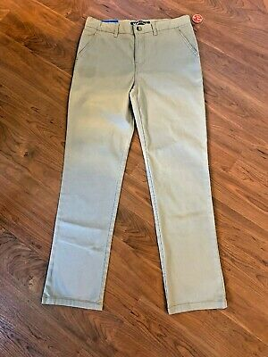 French Toast Boy/'s Navy Pants Adjustable Waist Official School Wear Multi Sizes