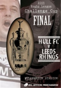 Rugby-League-Challenge-Cup-Final-2005-Hull-FC-V-Leeds-Rhi-UK-IMPORT-DVD-NEW