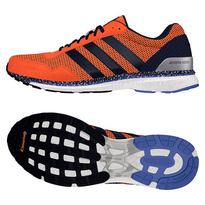 Adidas Adizero Adios Wide Running Shoes (CM8232) Marathon Training Trainers